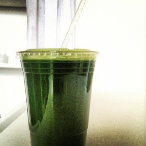 GreenJuice Special on Meatless Monday