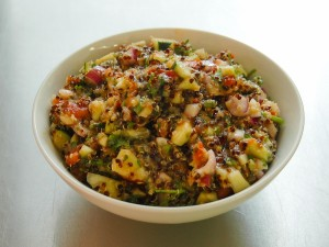 Our delicious Quinoa Salad